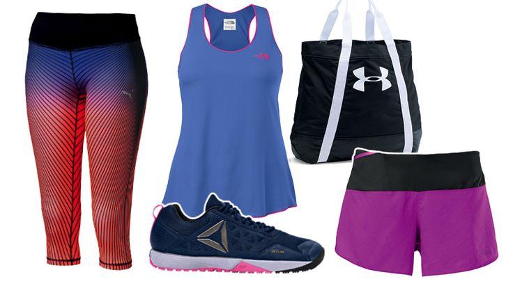 Guía de tiendas: prendas y accesorios para hacer ejercicio