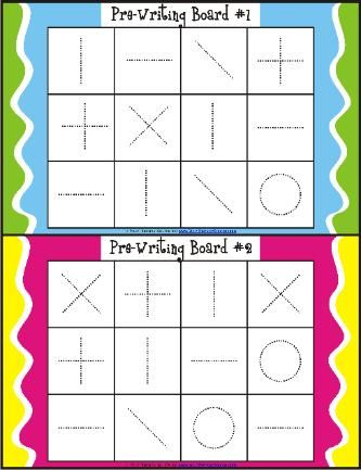 Visual motor bingo- Love this idea for learning early developmental forms! @Pediatric Therapy Center-for all of our pins, please visit our page at pinterest.com/pedthercenter/