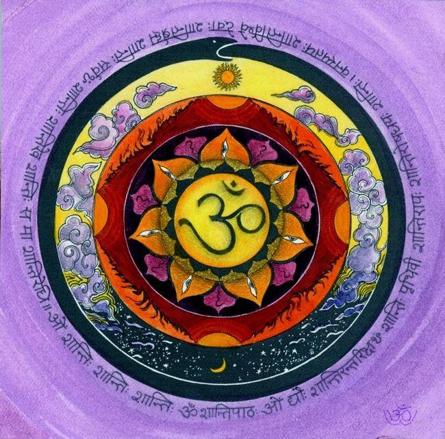 When taken letter by letter, A-U-M represents the divine energy (Shakti) united in its three elementary aspects: Bhrahma Shakti (creation), Vishnu Shakti (preservation) and Shiva Shakti (liberation, and/or destruction).