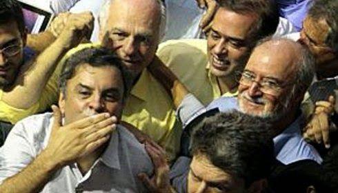 Com prisão de empreiteiros na Lava Jato, o golpe faliu.   Os Amigos do Presidente Lula