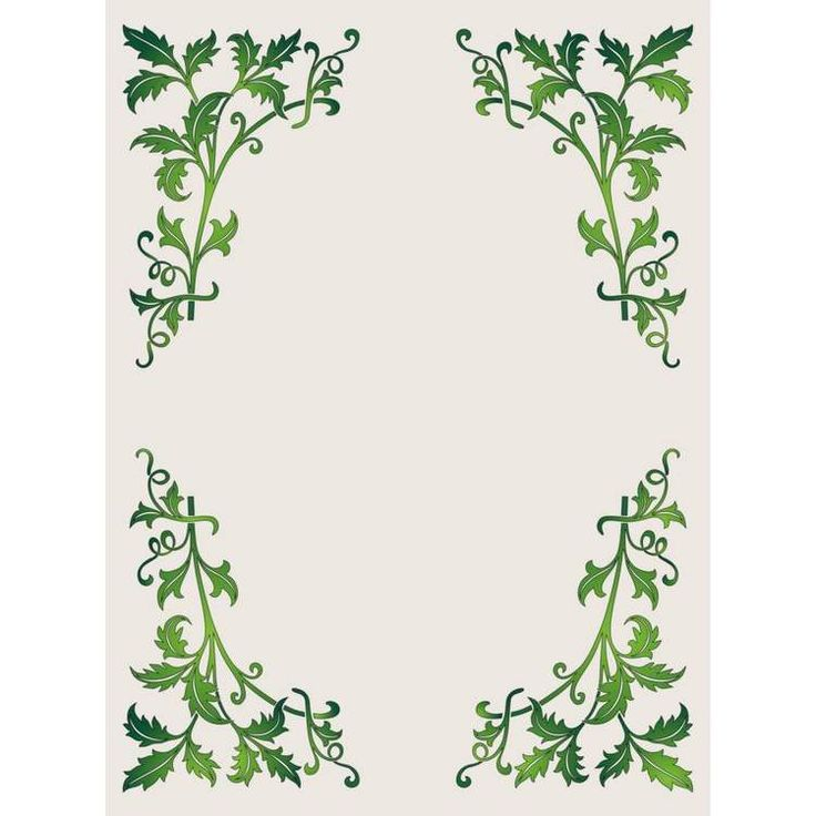 Best images about borders motif on pinterest baroque
