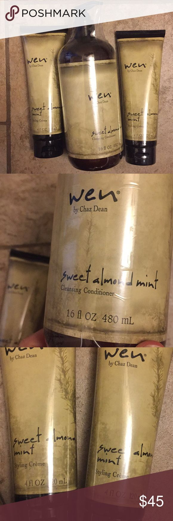Wen hair care Wen hair care....brand new Wen by chaz dean Other