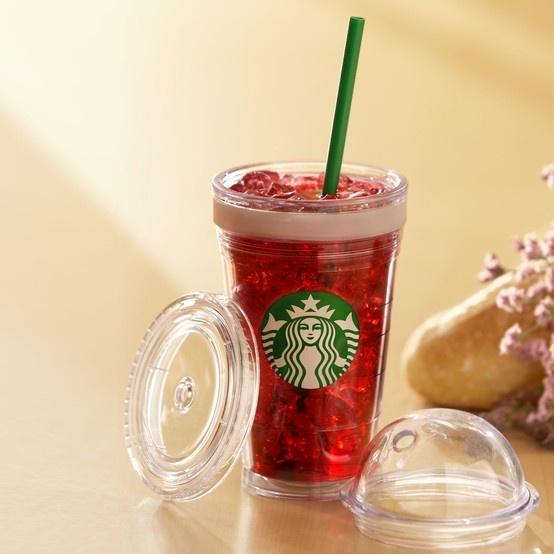 Starbucks, Passion Tea Lemonade.