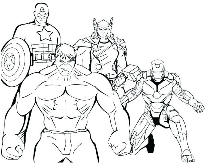 Marvel Superhero Coloring Pages Superhero Coloring Pages Avengers Coloring Marvel Coloring