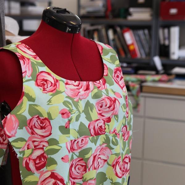 Hvordan sy en kjole - STEG FOR STEG! (Marthe Mølstre)