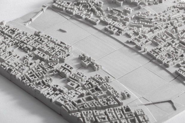 LOGIPLACES, paysages et villes en puzzles - Journal du Design