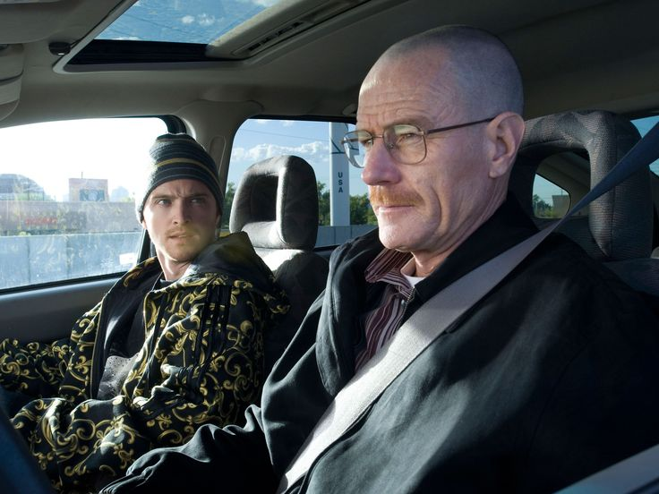 Breaking Bad becomes a two-hour online movie?!