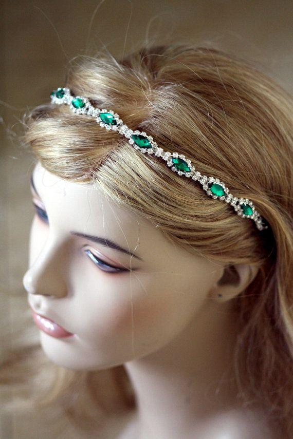 Best 25+ Bridal headbands ideas on Pinterest | Wedding ... - photo #42