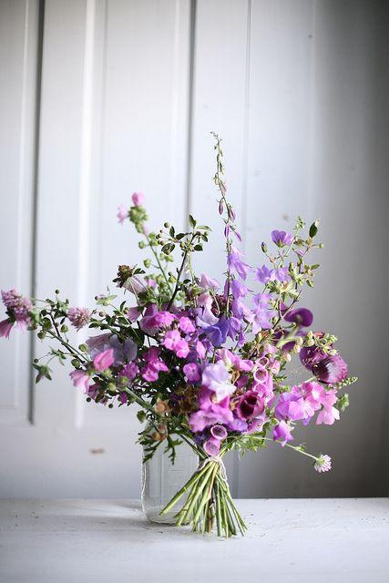 foxglove bouquet