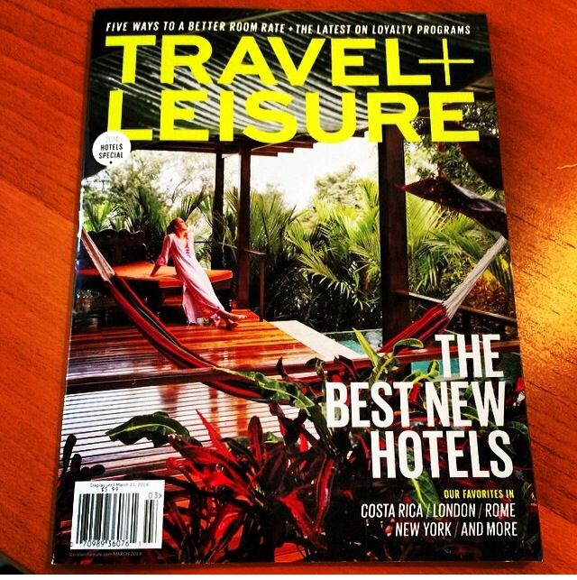 ALAVYA is in the İT List, thank you Travel & Leisure