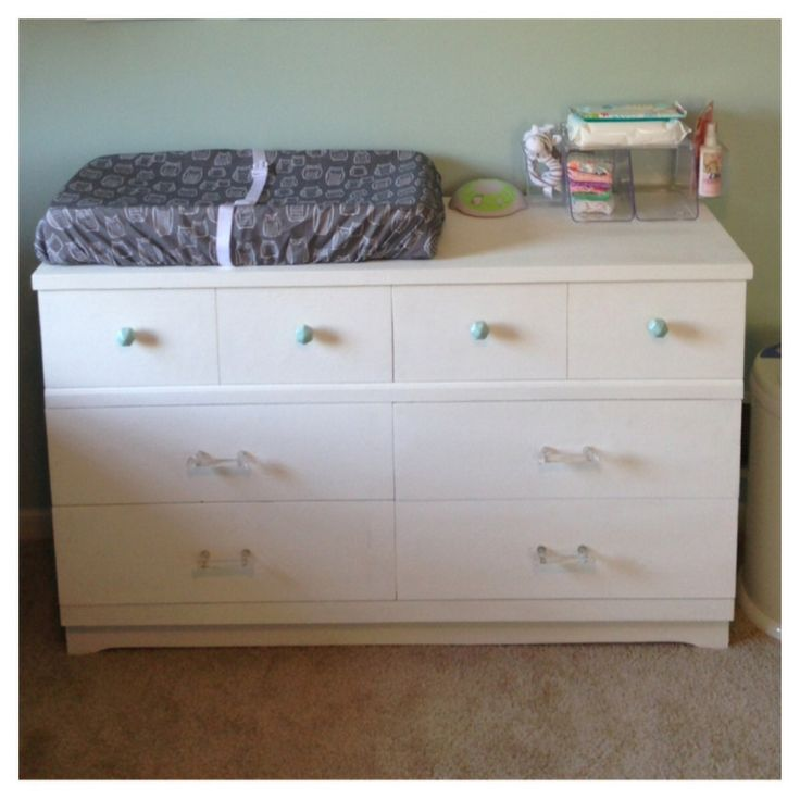 nursery dresser changing table