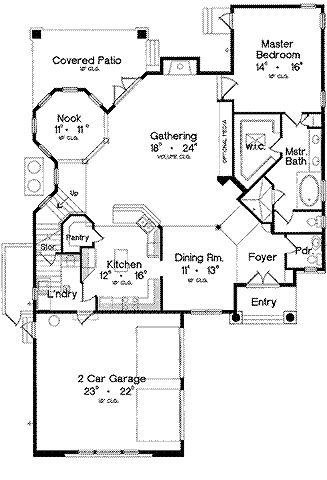Tuscan Villa House Plans Best House Design Ideas