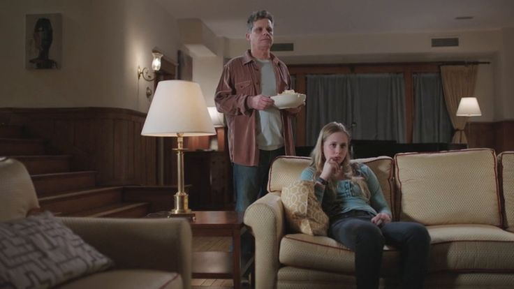 Agency: SS+K Client: HBO Campaign: Seven online spots feature awkward family scenes where a pair of hyper-oblivious parents sit down with their young-adult son and daughter to watch some of HBO's notoriously racy shows.