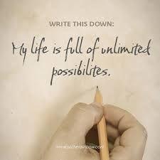 You can #ChangeYourLife #unlimitedpossibilities #youcandoit #nevergiveup