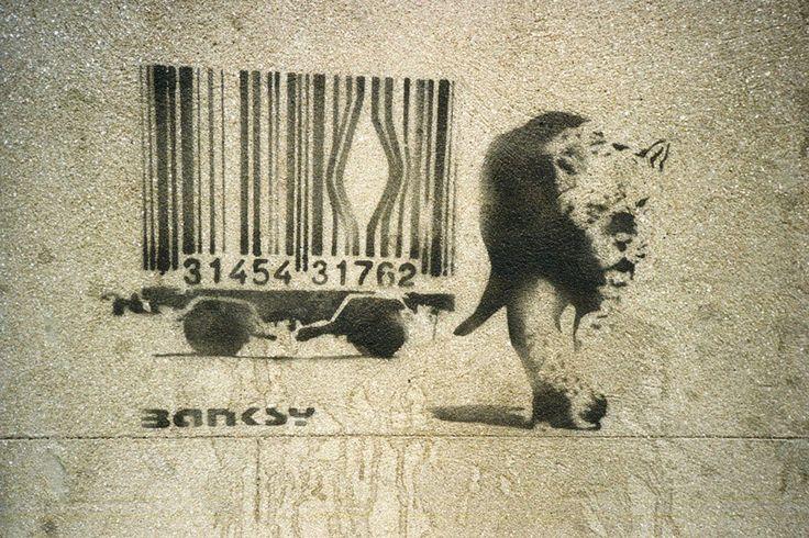 Banksy,+il+writer+più+famoso+del+mondo.+Al+cinema+e+ora+anche+in+una+mostra