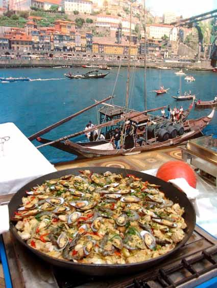 Northern Gastronomy by Porto Convention and Visitors Bureau, via Flickr, Portugal