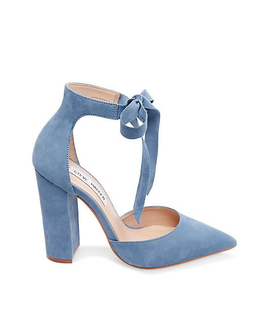PEARL: STEVE MADDEN   Heels, Suede lace