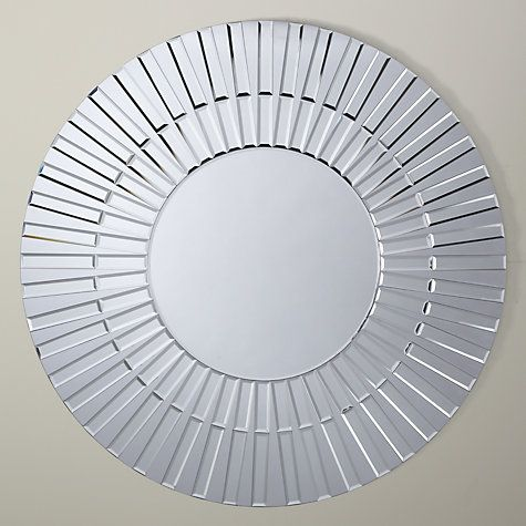 Buy Gallery Direct Morello Mirror, Dia. 80cm Online at johnlewis.com