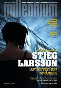 http://www.adlibris.com/se/product.aspx?isbn=9113029045   Titel: Luftslottet som sprängdes - Författare: Stieg Larsson - ISBN: 9113029045 - Pris: 49 kr