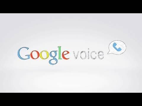 Using Google Voice to collect classwork and homework
