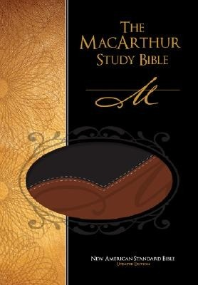 """""""The MacArthur Study Bible is perfect for serious study of the biblical text, relying on thorough, well-informed research by Dr. John MacArthur. Using the New American Standard Bible (NASB), no other study Bible does such a complete job of explaining the historical context, unfolding the meaning of the text and placing it within a theological framework.Features include:<\/b>Complete New American Standard Bible (Updated Edition) <\/li>Center-column cross..."""