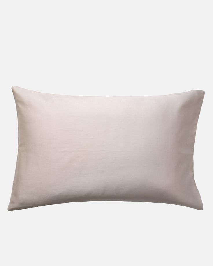 ELSON bedding ranges sandy beige pillow cases. Cotton bedding which is elegant, simple and chic.