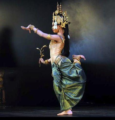Printemps des Arts 2013 - ©Alain Hanel  - Ballet Royal du Cambodge