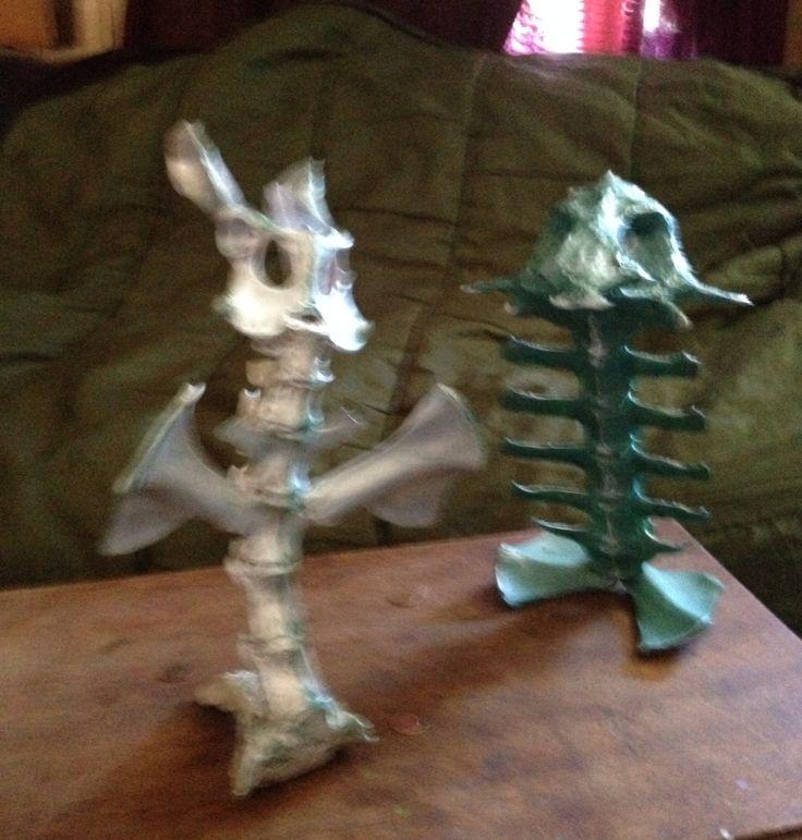Bones cow deer | Art bones creature strange creature ...