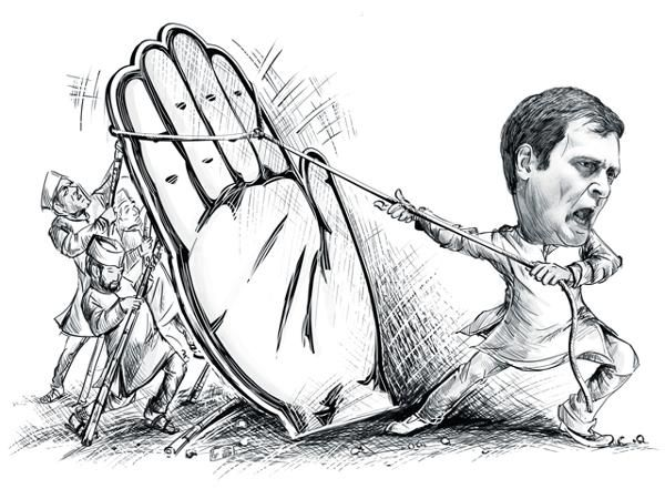 Year after most humiliating defeat, here is how Congress plans to rebuild itself - The Economic Times