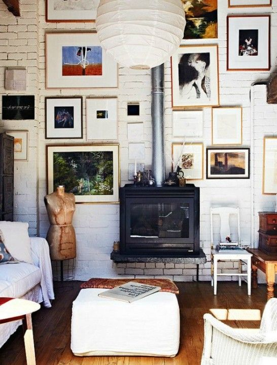 70 Best Fireplaces Images On Pinterest