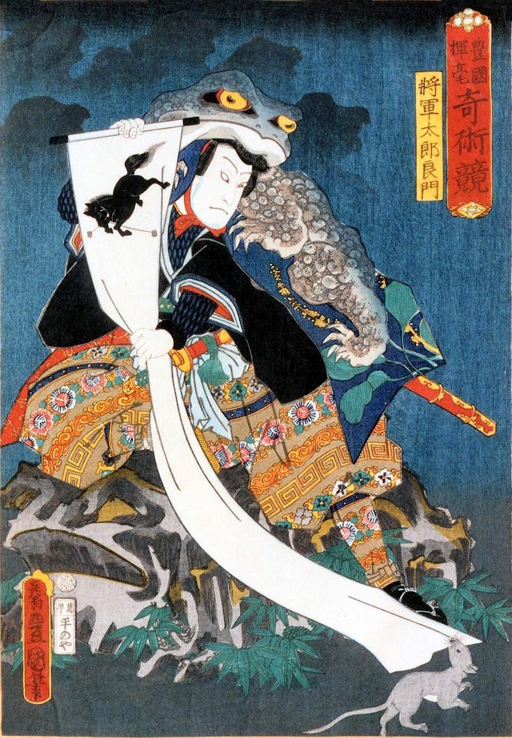 Kunisada? Not identified