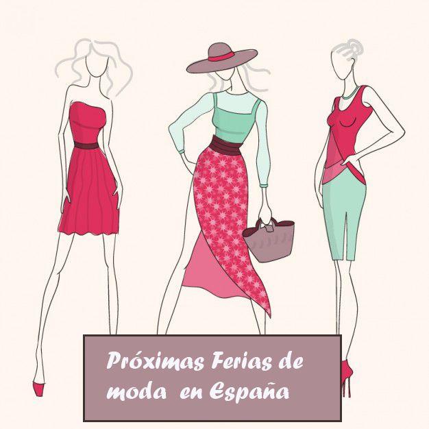 En este post te informamos de las próximas ferias de moda en España para estar al día en las últimas tendencias, pasar un buen rato y hacer buenos contactos