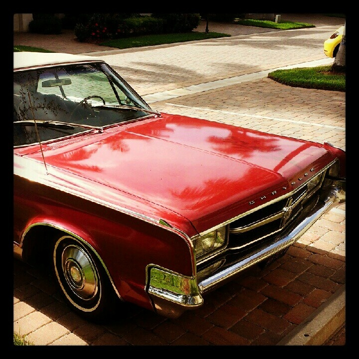 17 Best Images About 1965 Chrysler 300 L Convertible On