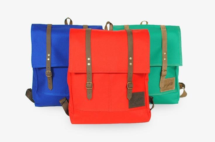 Rucksack Roja by Coyote Handmade Bags | MONOQI