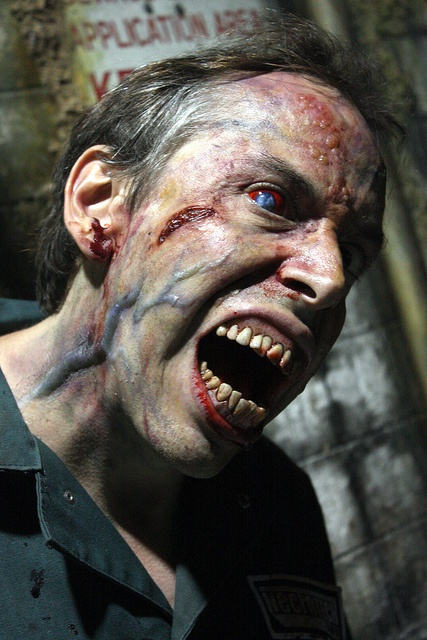NETHERWORLD Haunted House Zombie by NetherworldNetwork, via Flickr