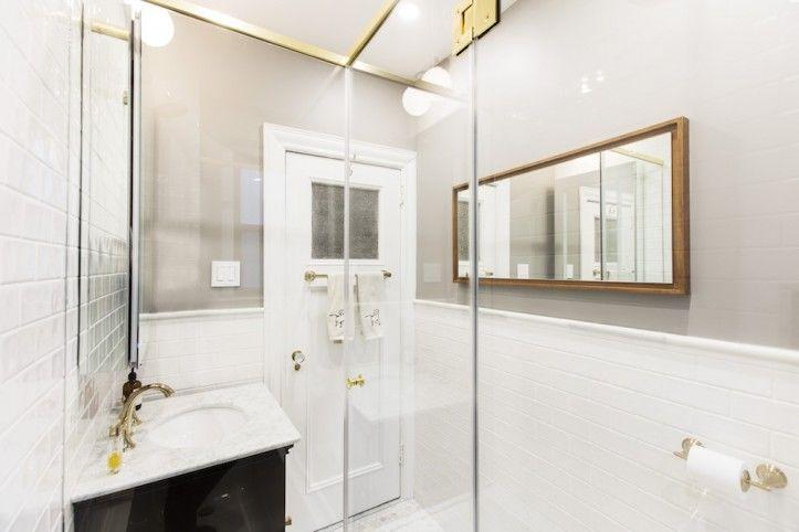 A Nyc Bathroom Remodel Restores Prewar Beauty Diy Bathroom Remodel Bathrooms Remodel Bathroom Remodel Cost