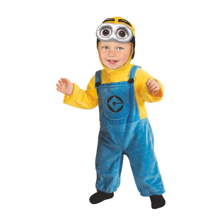 Rubies Karneval Kostüm Minion Dave Toddler bei baby-markt.at - Ab 20 € versandkostenfrei ✓ Schnelle Lieferung ✓ Jetzt bequem online kaufen!