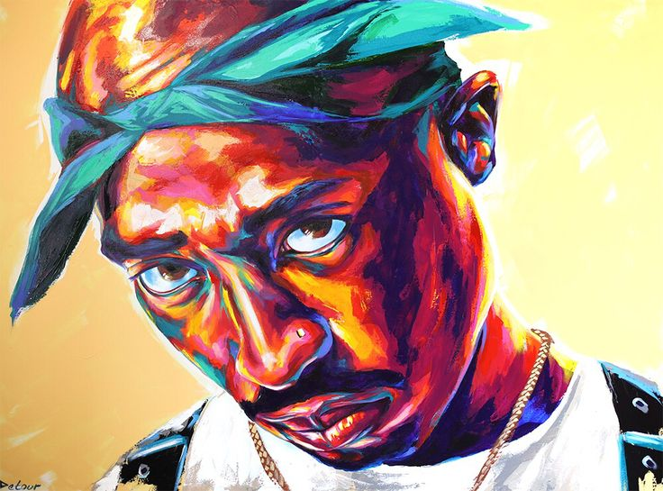 """LOVELY ART WORK: Tupac shakur by Thomas """"Detour"""" Evans.  The people that are """"Anti-New World Order"""" and speak out against the Illuminati will be murdered like 2Pac and Michael Jackson. The Illuminati is a secret society (since 1776) they want to create a one world government, a """"New World Order,"""" with themselves in charge. The Illuminati are generally powerful occult society of the richest people and controls everything! Check out Tupac's video: https://www.youtube.com/watch?v=mvpi0LRTa74"""
