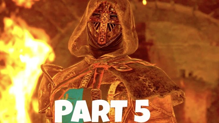 FOR HONOR Gameplay Peacekeeper Walkthrough Knight Story Mode Sabotage