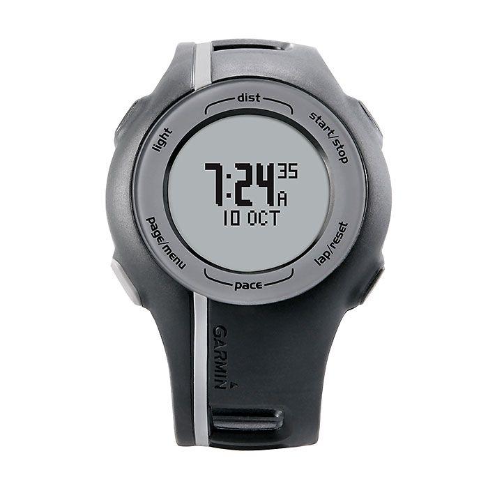 Garmin Forerunner 110 Black Digital GPS Sports Watch