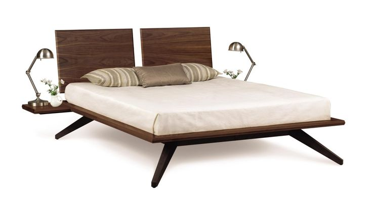 Astrid Bed by Copeland Furniture