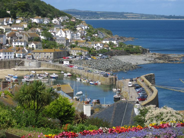 Mousehole Cornwall. Nightmare to drive through, best explored on foot