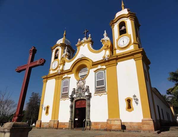 As mais belas igrejas católicas do Brasil - Dicas Apontador