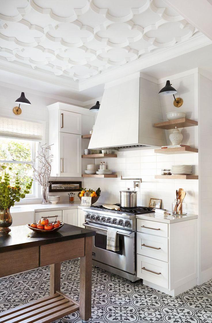 358 best #KitchenGoals images on Pinterest   Kitchen white, Kitchens ...