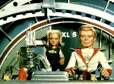 1970's sting ray tv show | Joe 90, Stingray, Thunderbirds, Fireball XL5