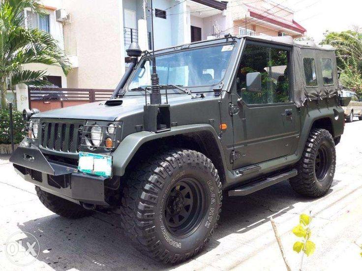 Half Ton Truck >> MITSUBISHI PAJERO MILITARY   Mitsubishi Pajero Military ...