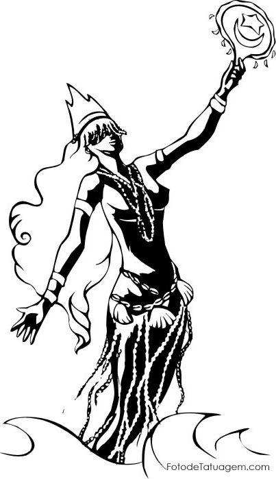 desenhos-para-tatuagem-de-iemanja-tattoo-11-40-Mitologia.jpg (403×699)