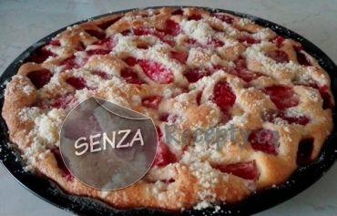 Strawberry Pie - Jemný jahodový koláč