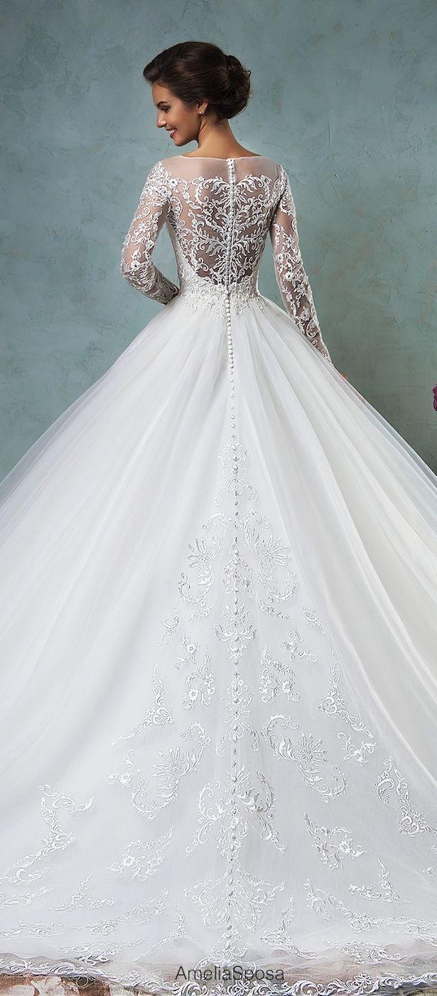 Attractive Italian Wedding Gown Designers Model - Wedding Dress ...