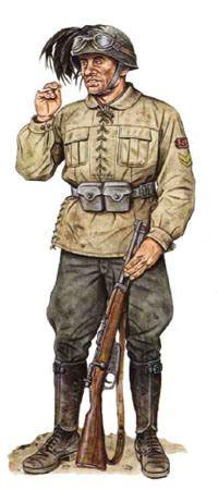 """Regio Esercito - Sergente, 3° Reggimento Bersaglieri, 3a Divisione """"Principe Amedeo Duca d'Aosta"""", Yugoslavia 1941"""